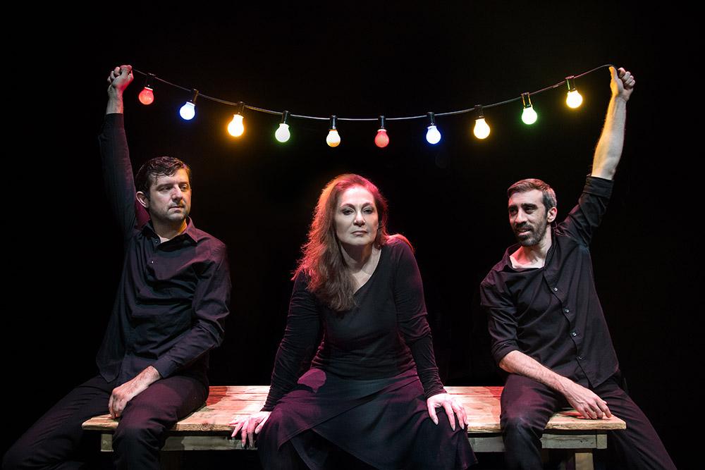 Ξαναβλέπουμε την παράσταση Αρίστος για τρίτη συνεχόμενη χρονιά