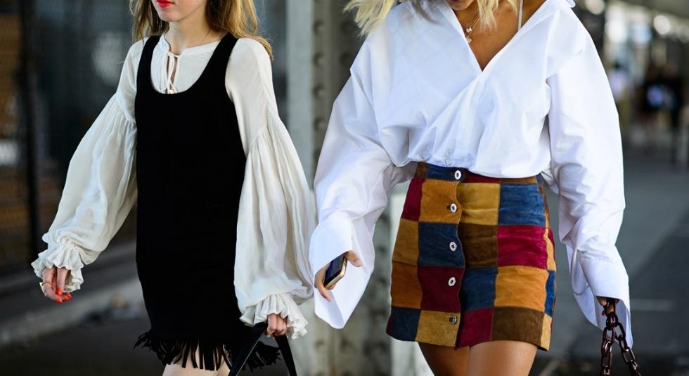 Το fashion tip της ημέρας: Δοκίμασε μια suede φούστα