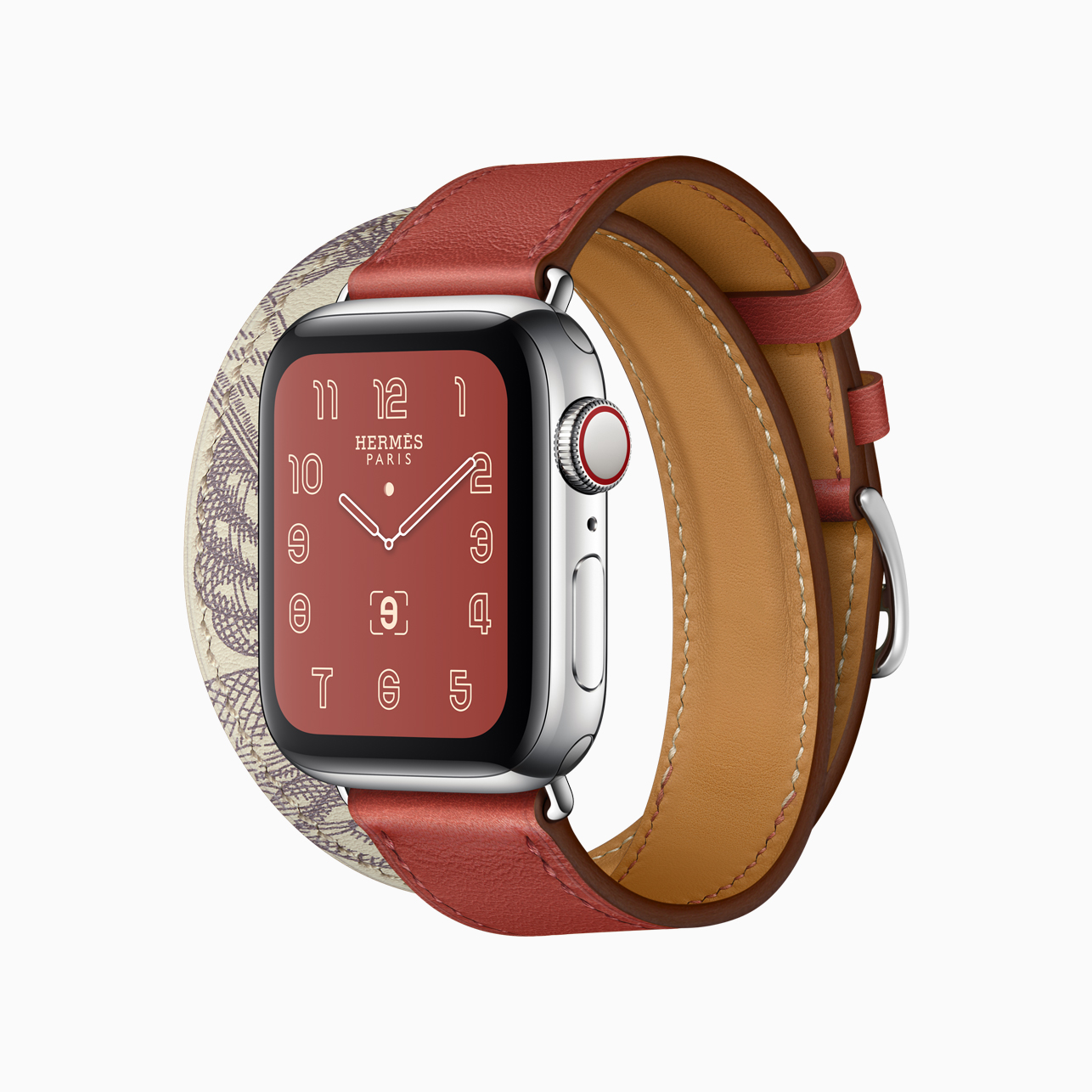Η ώρα είναι Apple Watch Hermès Series 5