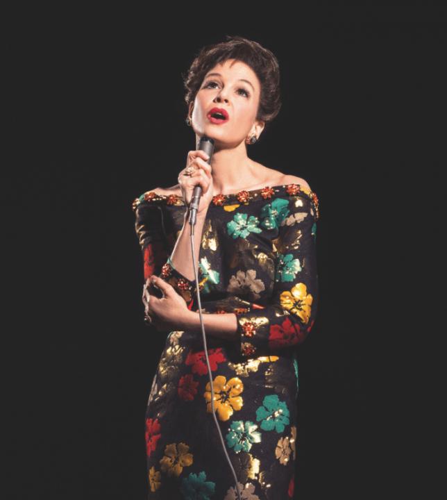 Η Renée γίνεται Judy: Μια ταινία για τη ζωή της Garland