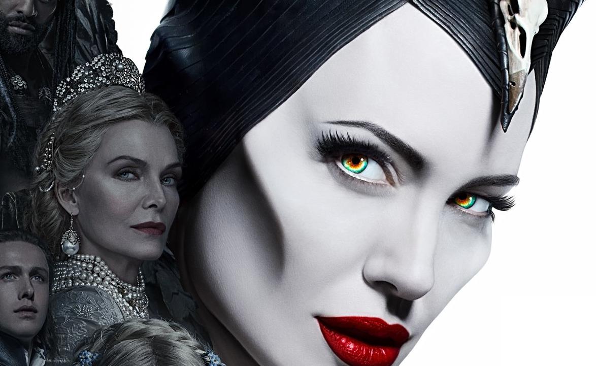 Η Maleficent-Angelina ξαναχτυπά