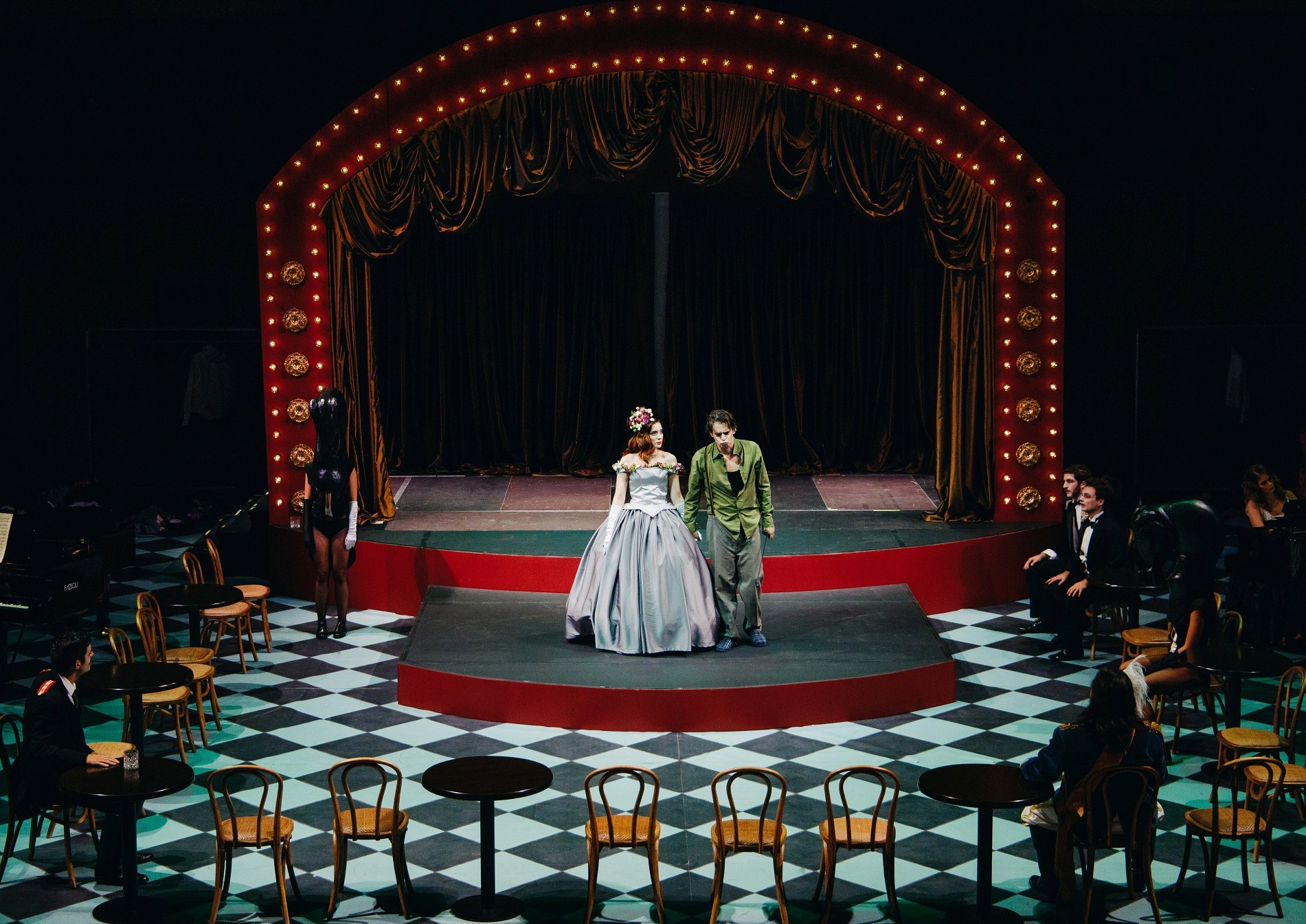Το θρυλικό musical Ωραία Μου Κυρία ανεβαίνει στην Εναλλακτική Σκηνή της Λυρικής