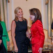 Ποιες ήταν οι πιο καλοντυμένες στο προεδρικό δείπνο;