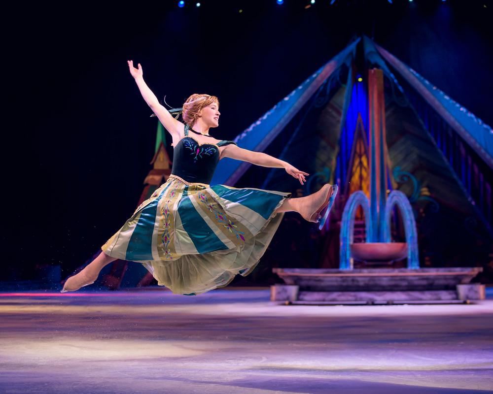 Βουτάμε στον μαγικό κόσμο του Frozen στην εκδοχή του Disney On Ice