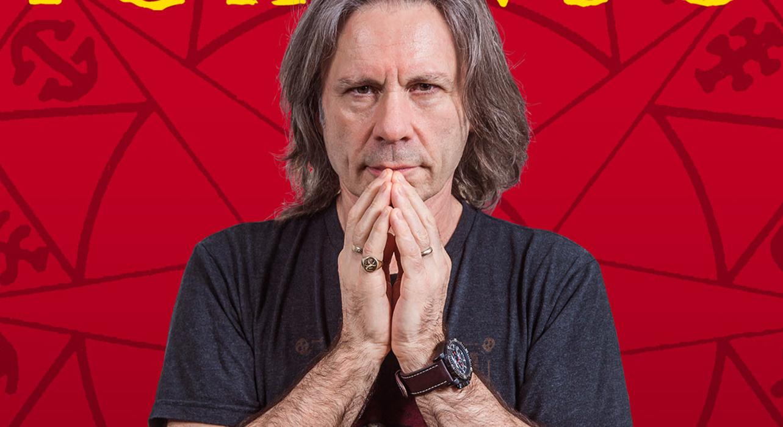 Ο Bruce Dickinson των Iron Maiden απαντάει στις ερωτήσεις των Αθηναίων fans του