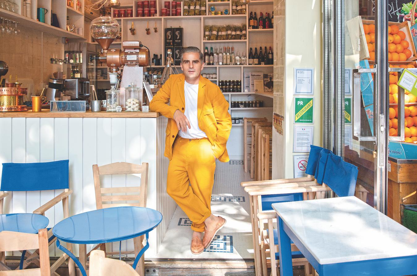 Θες ελληνικό καφέ στο Παρίσι; Πήγαινε στο Yorgaki