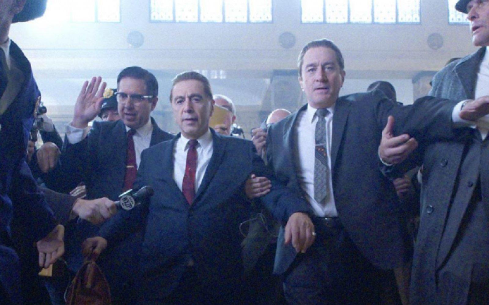 The Irishman: Βλέπουμε την καινούργια ταινία του Scorsese