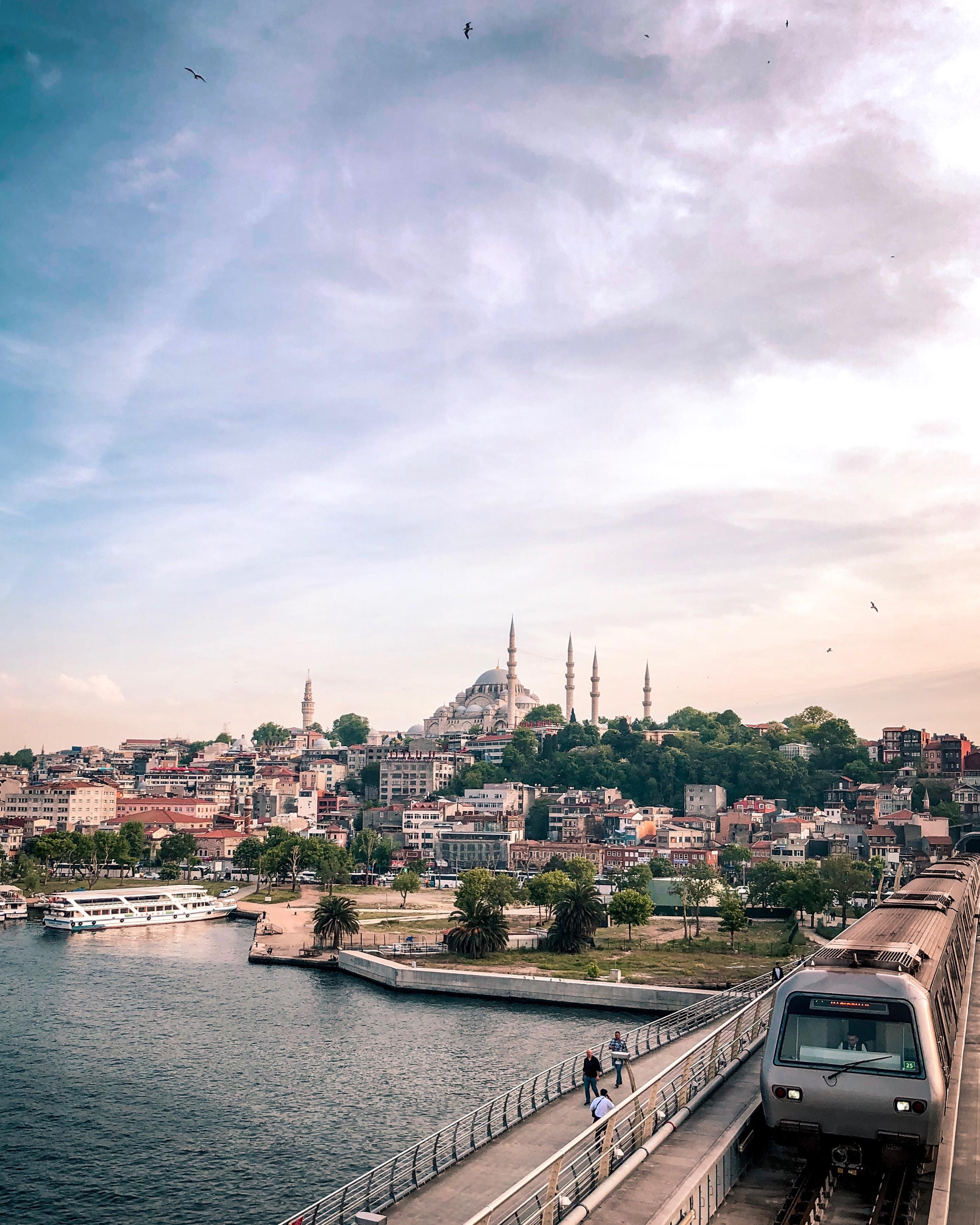 Ταξιδεύουμε στην Κωνσταντινούπολη