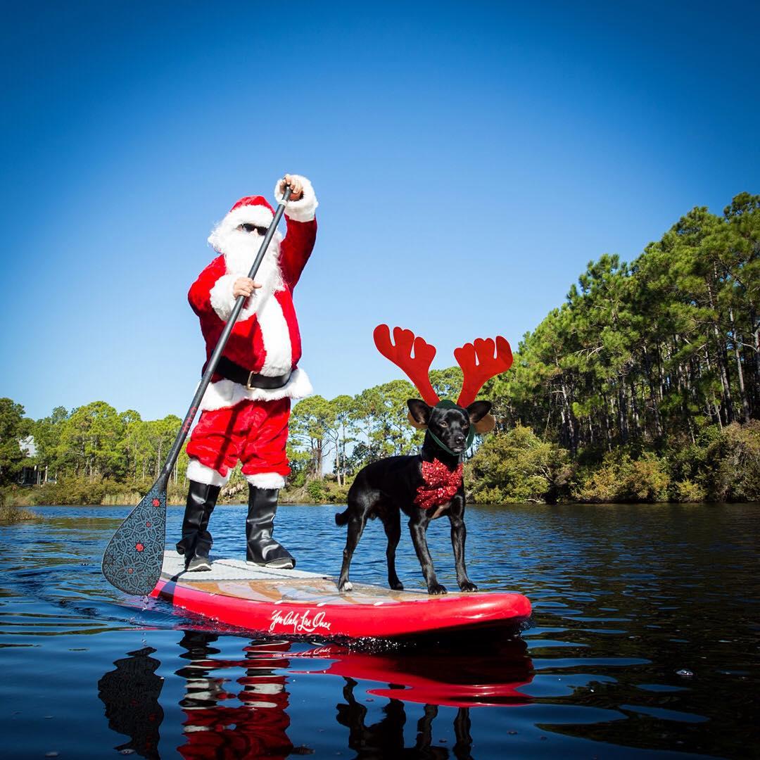 Λατρεύεις τα Χριστούγεννα και το Sup; Σου έχουμε μια υπέροχη έκπληξη!