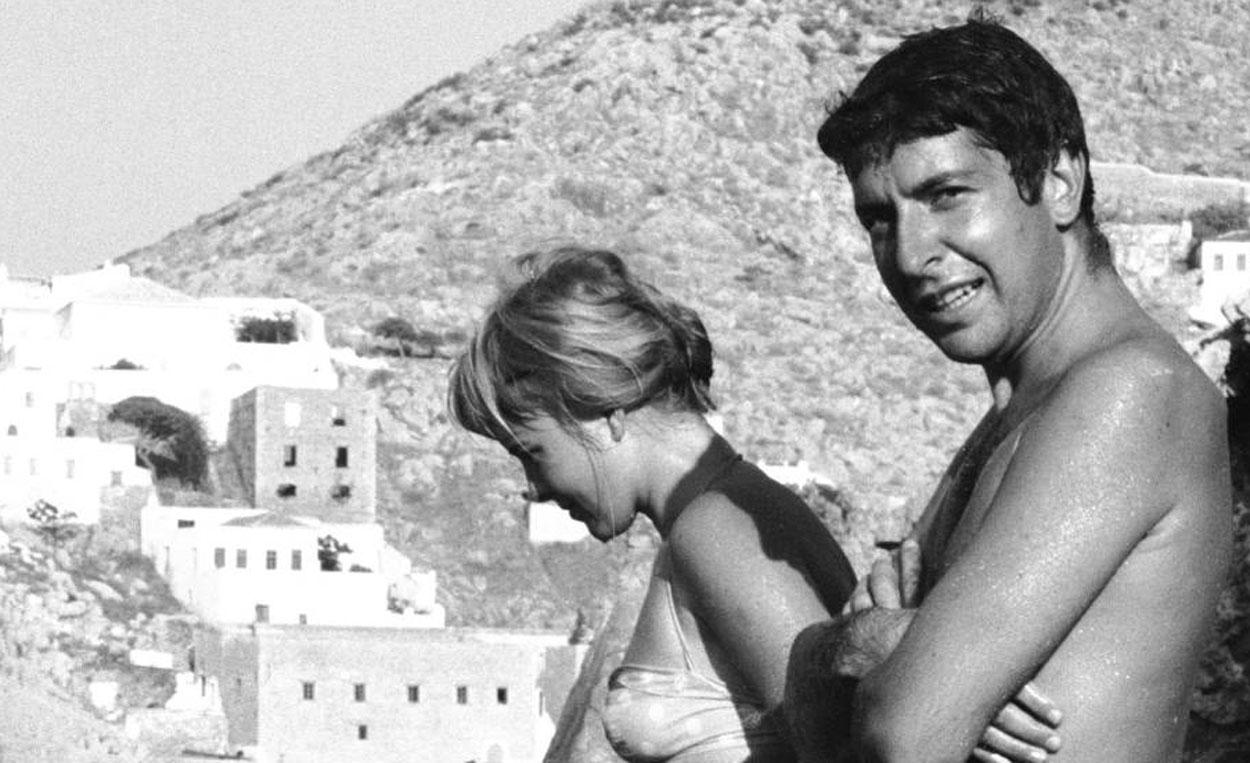 Μια ταινία για την αγάπη του Leonard Cohen για τη Marianne και την Ύδρα