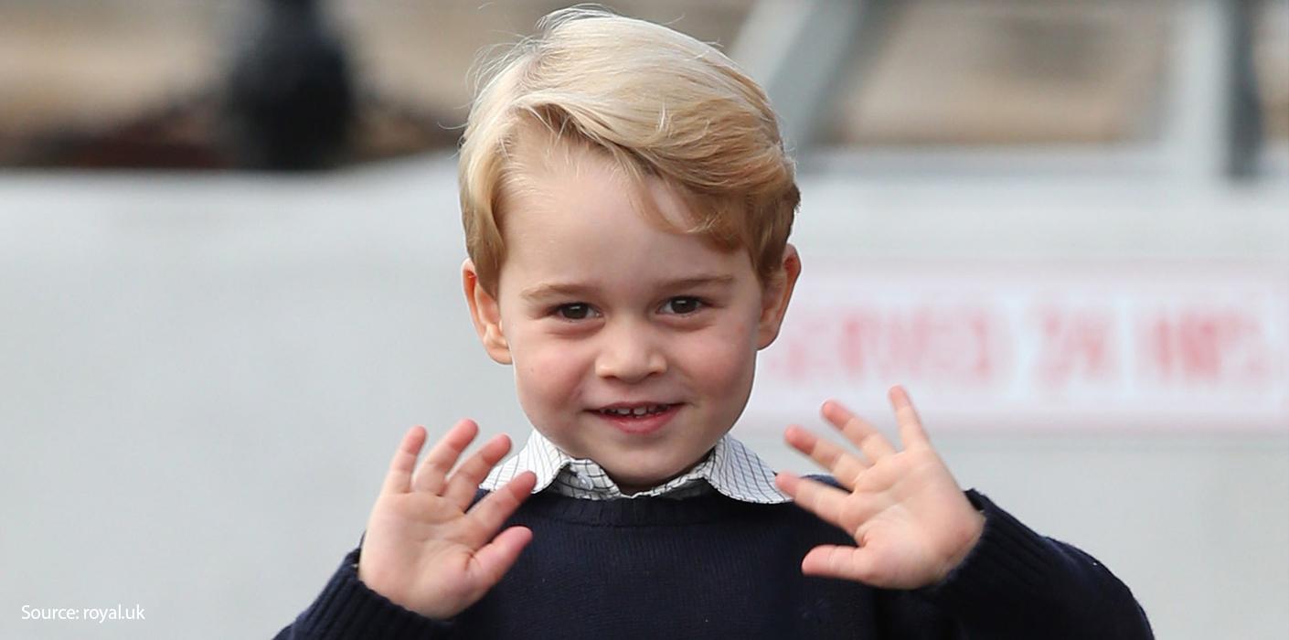 Tι δώρο ζήτησε ο Πρίγκιπας Γεώργιος από τον Άγιο Βασίλη;