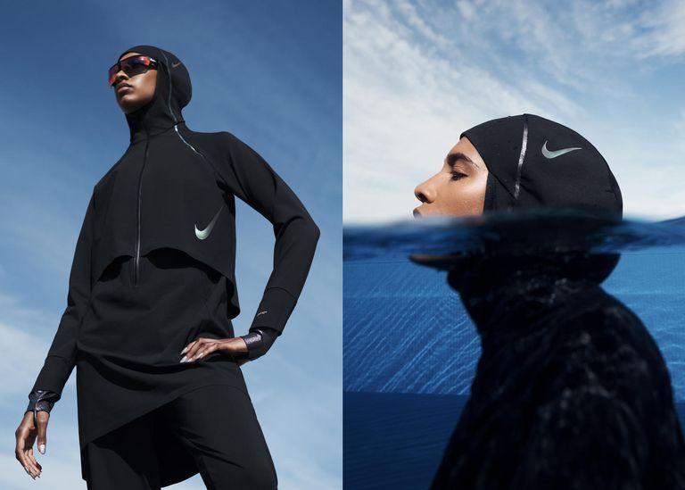 Η Nike σχεδίασε συλλογή με χιτζάμπ για μουσουλμάνες αθλήτριες
