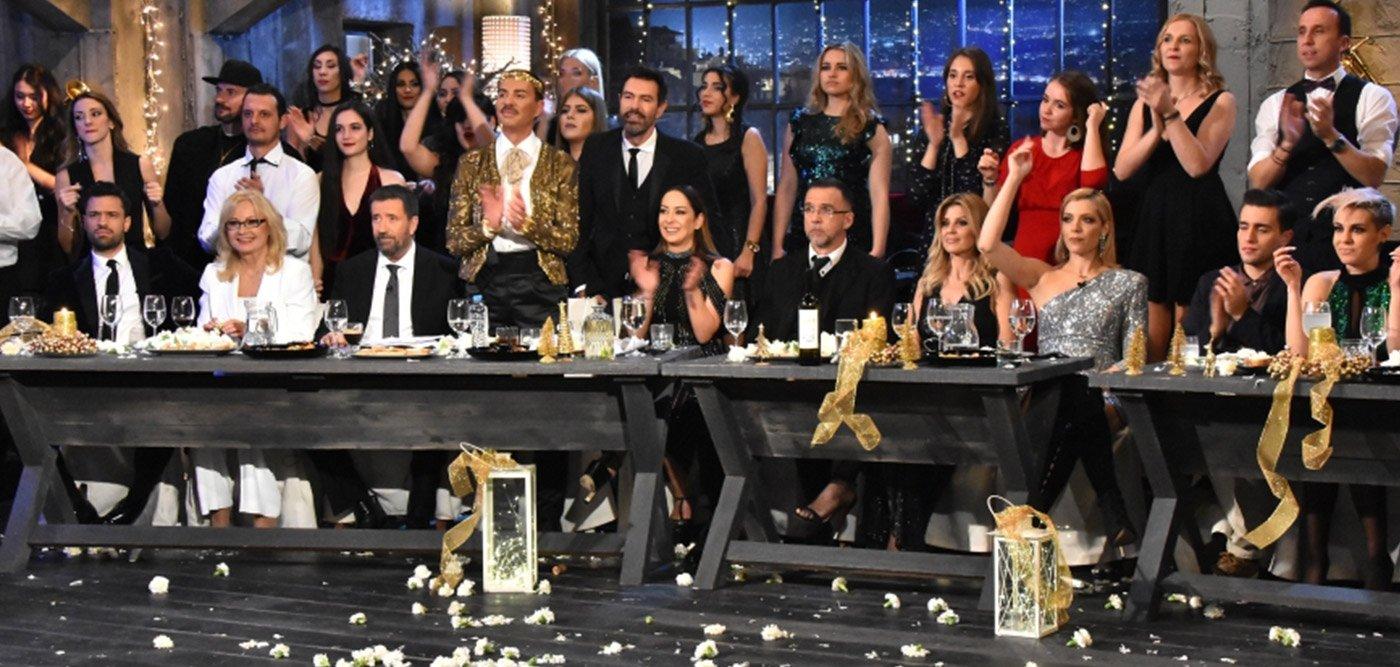 Γιορτές στην ελληνική TV σημαίνει hangover