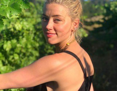 Ποια είναι η νέα αγαπημένη της Amber Heard;