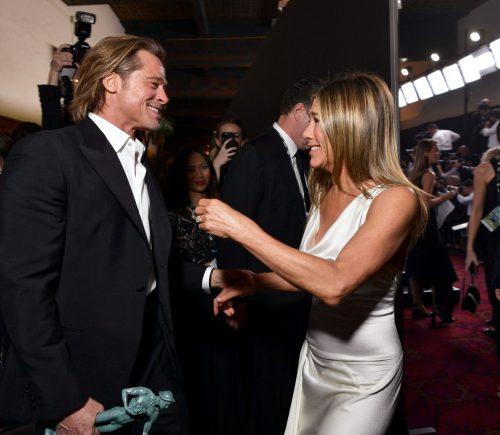 Πώς έκλεψε την παράσταση στα SAG Awards η Jennifer Aniston;