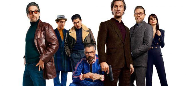 Οι The Gentlemen ξεχωρίζουν για το all star cast τους