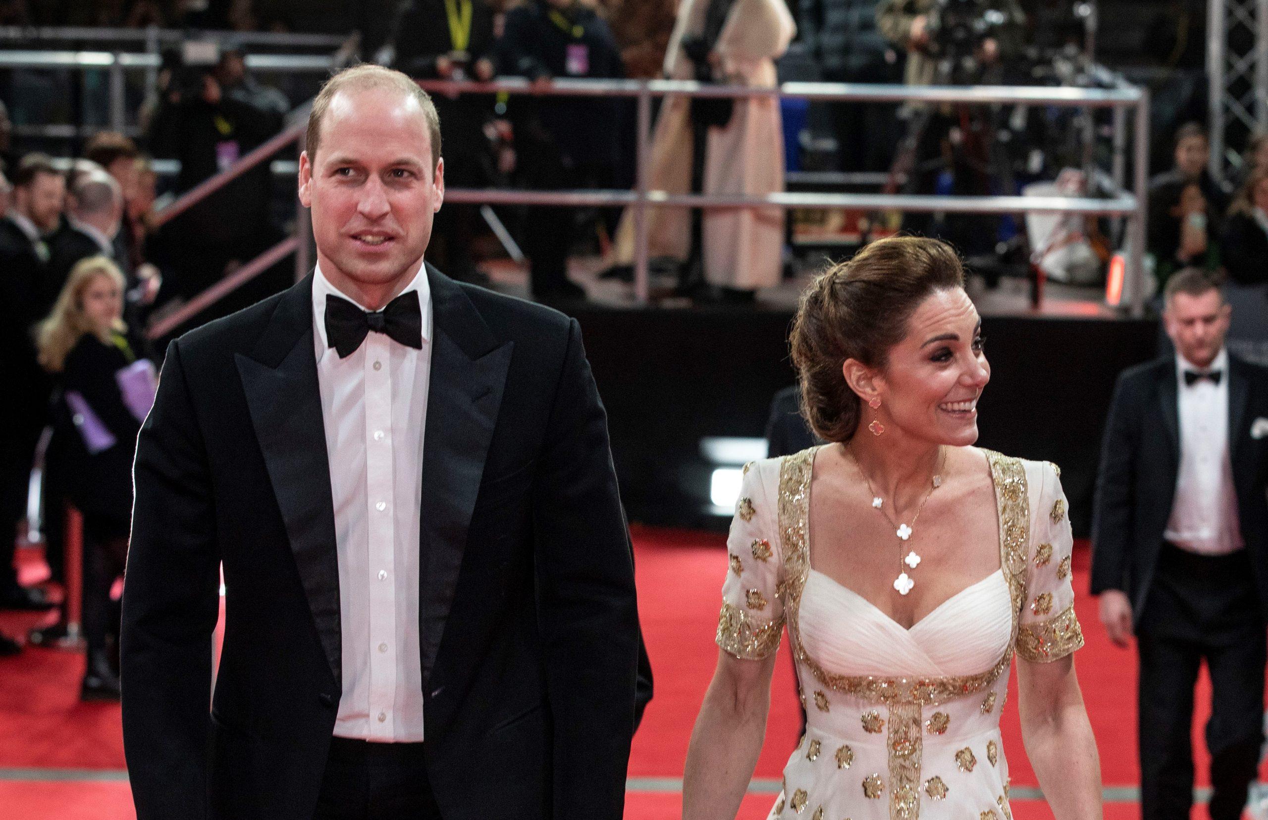 Ποια Meghan; Η βασιλική εμφάνιση της Kate στα BAFTA