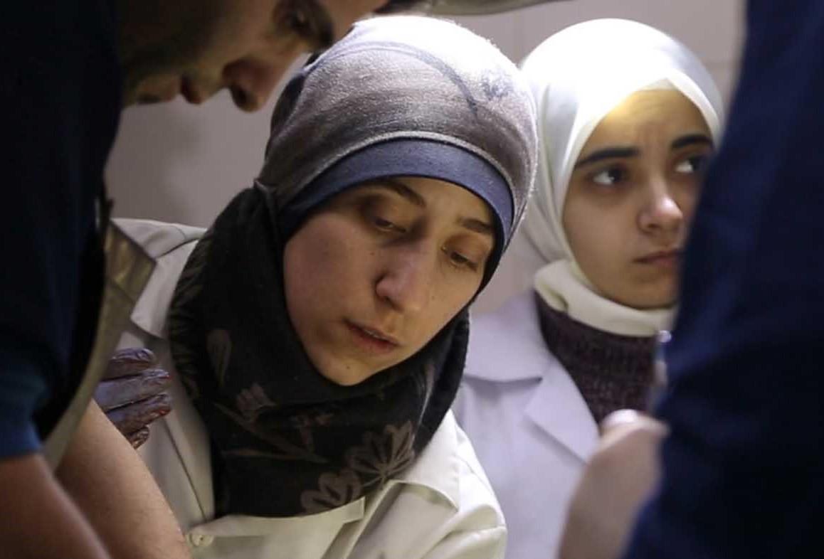 Το συγκλονιστικό παράδειγμα μιας γιατρού στη Συρία πηγαίνει για Όσκαρ