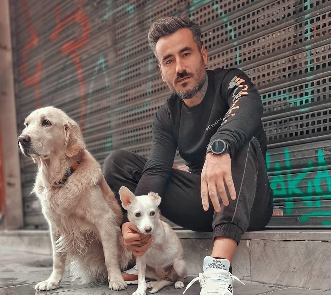 """Γιώργος Μαυρίδης: """"Υπάρχουν ασυνείδητοι που βρήκαν την ευκαιρία να αφήσουν τα κατοικίδιά τους"""""""