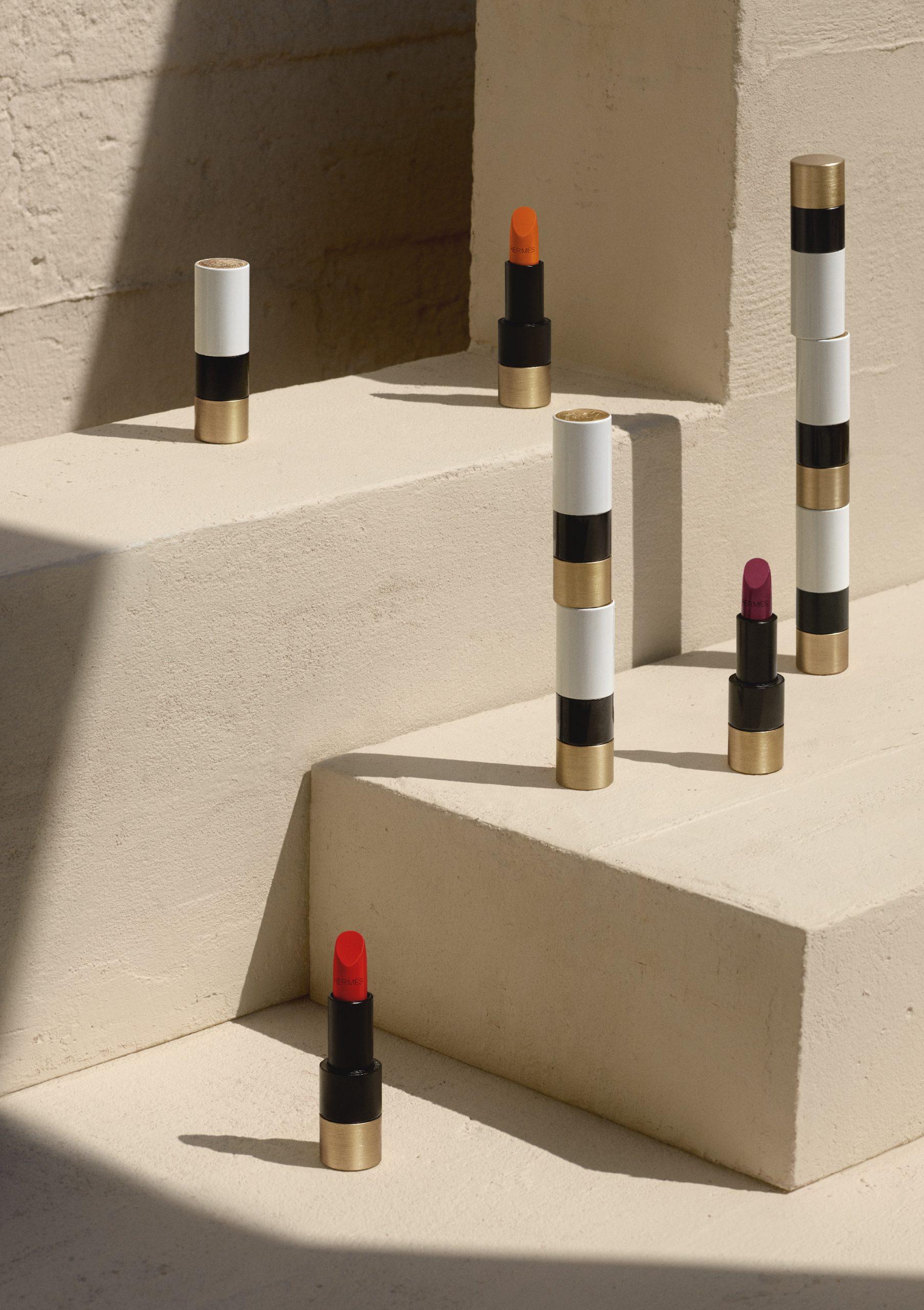 Ο Hermès κυκλοφορεί την πρώτη σειρά με προϊόντα make-up