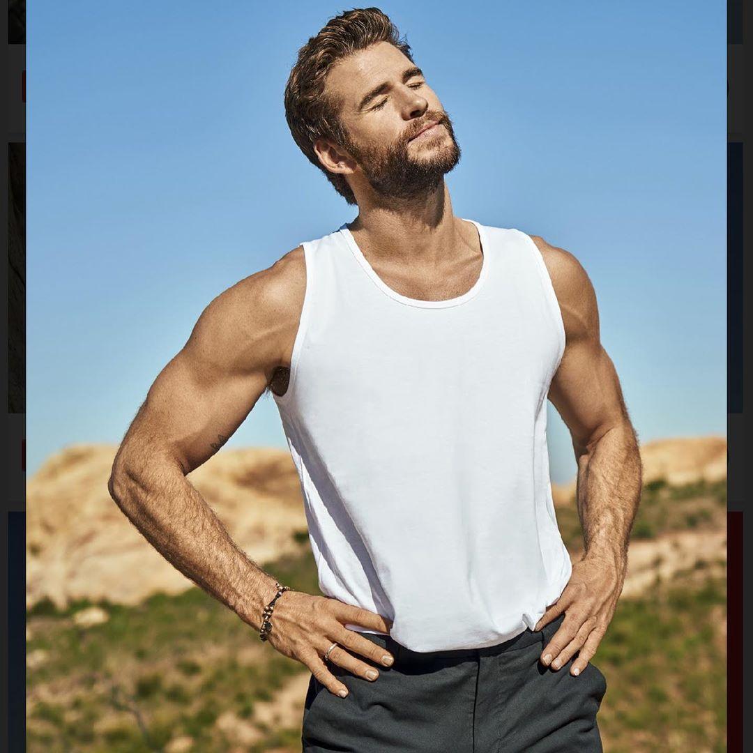 Ο Liam Hemsworth μάς δίνει τσάμπα διατροφικές συμβουλές