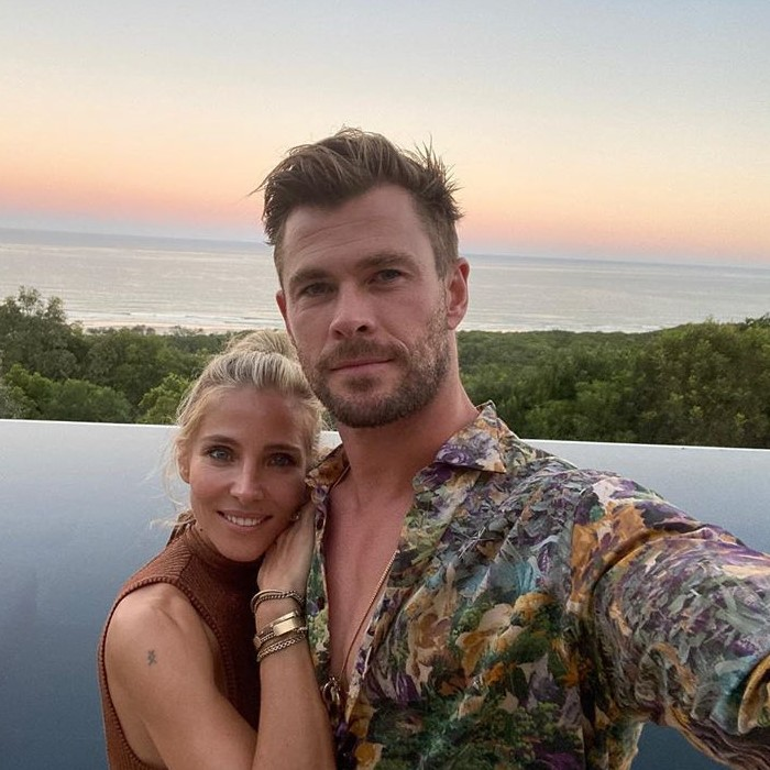 Να γιατί η σύζυγος του Chris Hemsworth δεν άλλαξε το επίθετό της