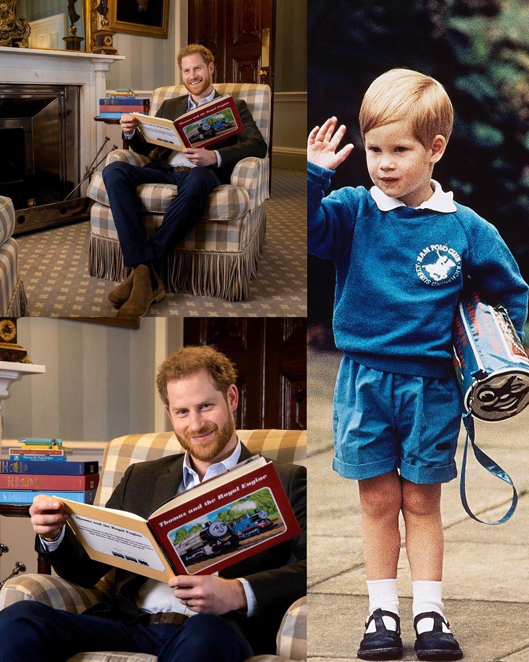 Ο πρίγκιπας Harry προλογίζει διάσημη παιδική σειρά στο Netflix