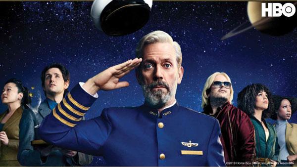 Καραντίνα στο Διάστημα; Δες το Avenue 5, μια τηλεοπτική κωμωδία με νόημα