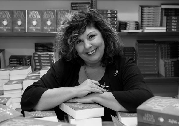 14 Έλληνες συγγραφείς γράφουν για την πανδημία: Λένα Μαντά
