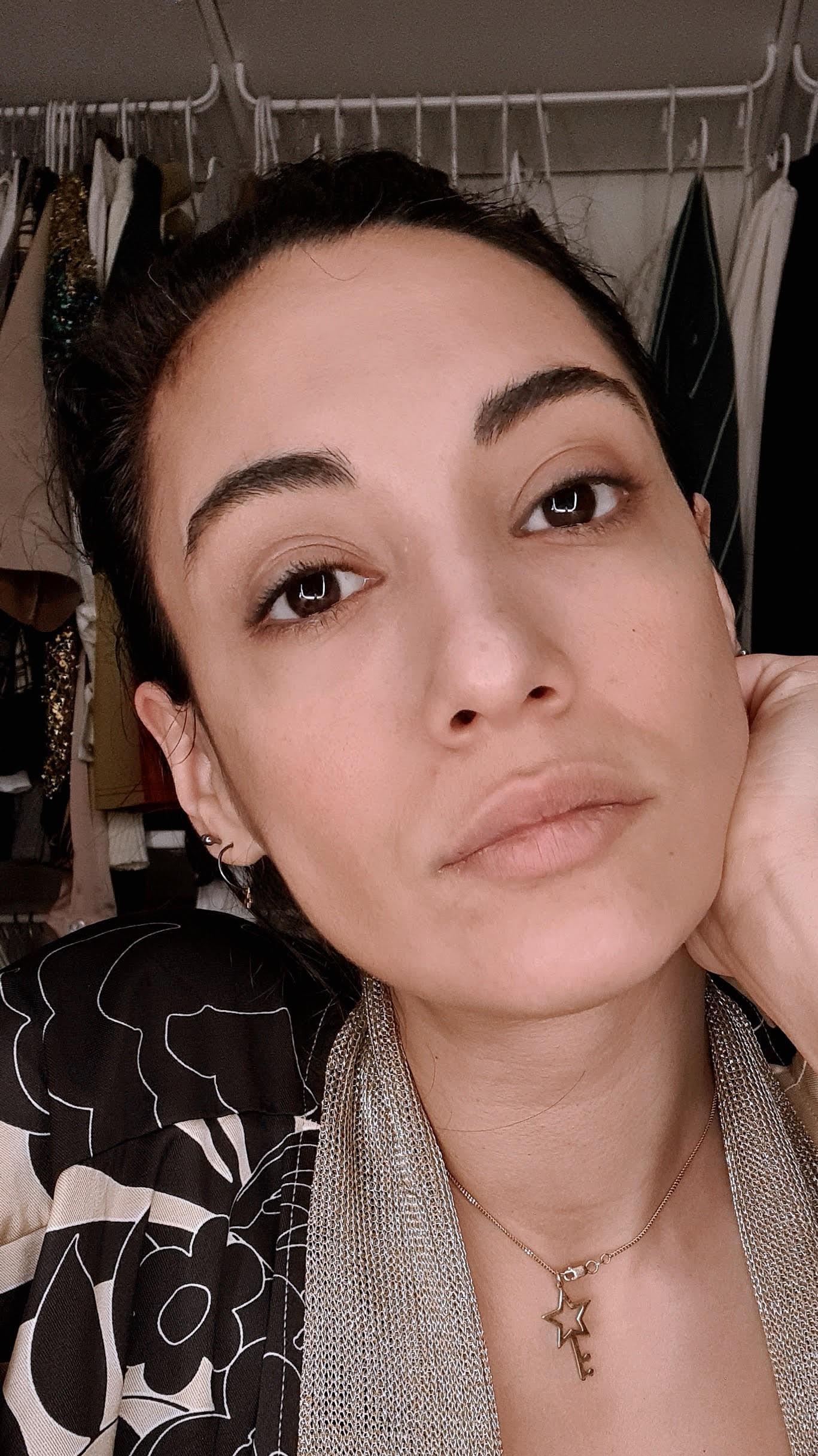 Η Ευγενία Σαμαρά μιλάει για τις μέρες της απομόνωσης