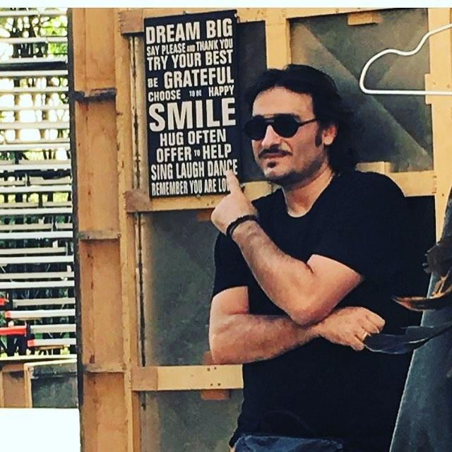 Βασίλης Χαραλαμπόπουλος: «Οι ηθοποιοί δεν είμαστε χομπίστες»