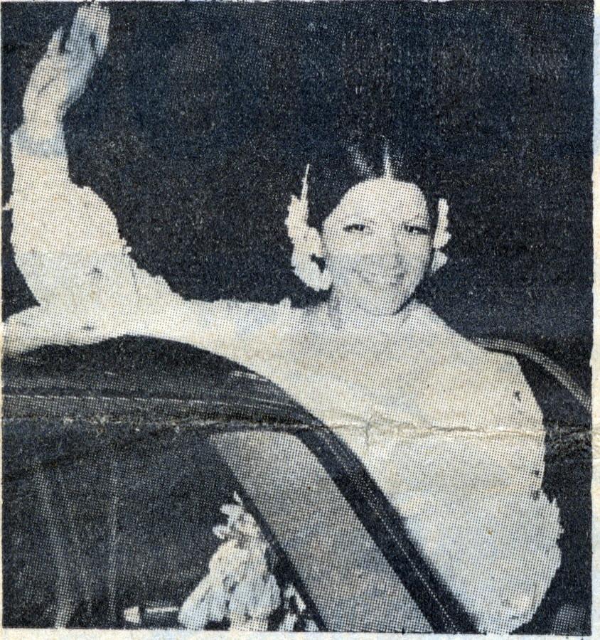 Flashback: Ο ξαφνικός γάμος της Ζωζώς Σαπουντζάκη πριν από 47 χρόνια