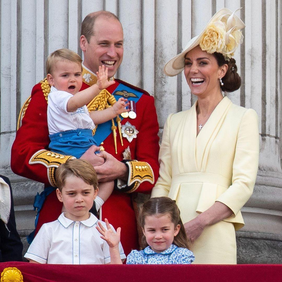 William και Kate Middleton: Ακόμα και οι πρίγκιπες έχουν προβλήματα με τα παιδιά τους