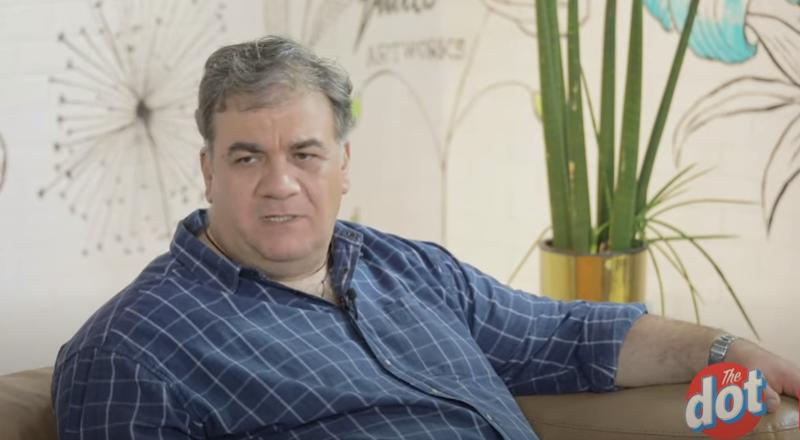 """Ο Δημήτρης Σταρόβας αποκαλύπτει: """"Πήγαινα 12 ώρες τη μέρα καζίνο. Στεκόμουν 6 ώρες όρθιος πάνω από τη ρουλέτα"""""""