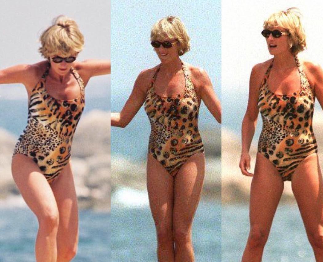 Όταν η πριγκίπισσα Diana έκανε ηλιοθεραπεία γυμνή στην ταράτσα του Kensington Palace