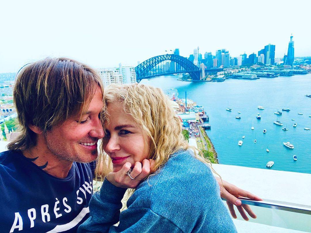 Πώς γιόρτασαν την επέτειο γάμου τους η Nicole Kidman και ο Keith Urban;