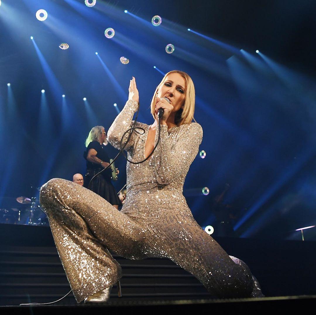 Πότε έρχεται στην Αθήνα η Celine Dion;