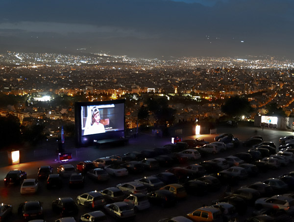 Ακόμα να πας στο City Drive-In, στον Λυκαβηττό; Δες ποιες ταινίες και άλλα events σε περιμένουν