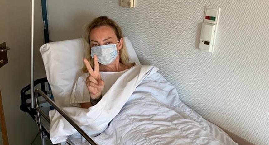 """Εσπευσμένα στο νοσοκομείο η Ρούλα Ρέβη – """"Το ένστικτό μου δεν με πρόδωσε ποτέ!"""""""