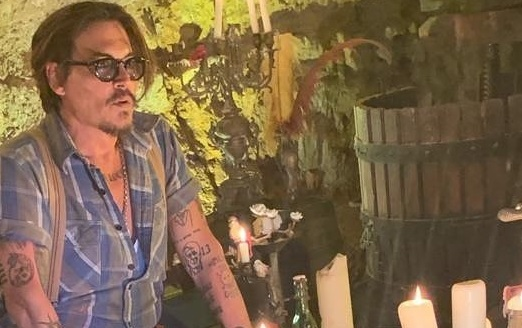 "Johnny Depp: ""Έπινα, έπαιρνα ναρκωτικά, αλλά ποτέ δεν τη χτύπησα"""