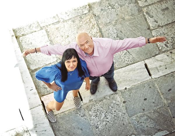 Η Αθηναΐς Νέγκα και ο Μένιος Σακελλαρόπουλος είναι το νέο πρωινό δίδυμο του Mega