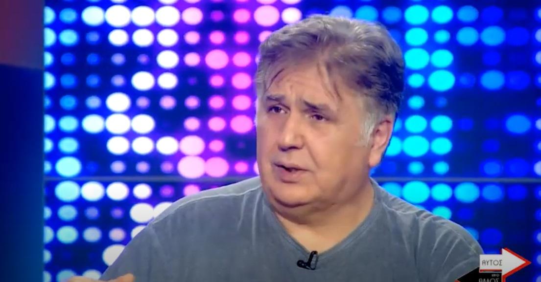 """Ιεροκλής Μιχαηλίδης για Πάνο Μουζουράκη: """"Κόντεψα να τον πνίξω. Θα τον έδερνα, αλλά με κράτησαν"""""""