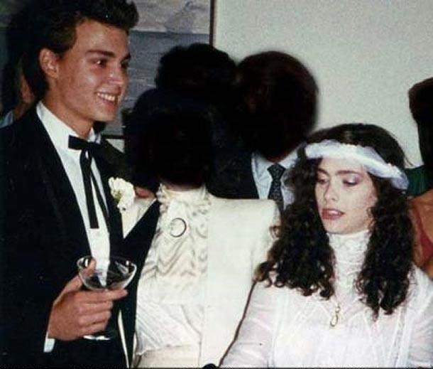 Η άγνωστη σύζυγος του Johnny Depp, μια γυναίκα από την εποχή που ακόμη δεν τον γνώριζε κανείς