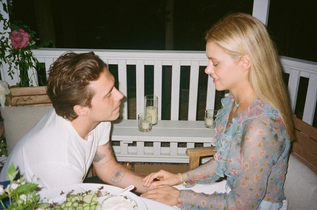Brooklyn Beckham – Nichola Peltz: Η στιγμή της τρυφερής πρότασης γάμου
