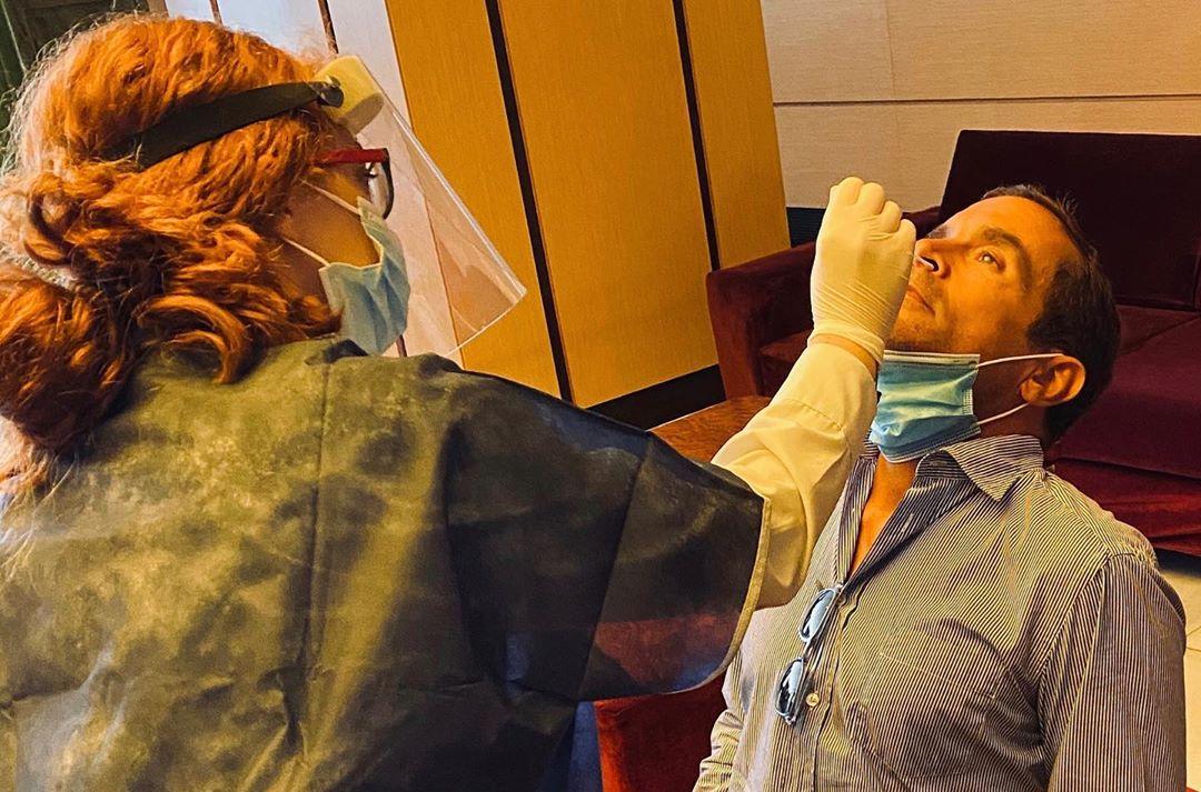 """""""Τρίτο Στεφάνι"""": Πρώτες πρόβες με μάσκες και τεστ – Το μήνυμα του Κωνσταντίνου Μαρκουλάκη"""