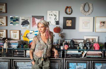 """Κατερίνα Τερζοπούλου: """"Δεν μου αρέσει να έχω και να ανήκω κάπου – είναι ελευθερία!"""""""