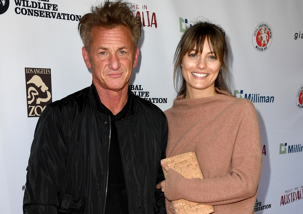 Τρίτη φορά γαμπρός: Ο Sean Penn παντρεύτηκε μυστικά την κόρη γνωστού ηθοποιού