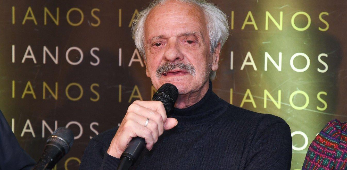 """Σπύρος Φωκάς: Στο νοσοκομείο ο ηθοποιός – """"Δεν έχουμε ούτε ευρώ να ζήσουμε"""", λέει η σύζυγός του"""