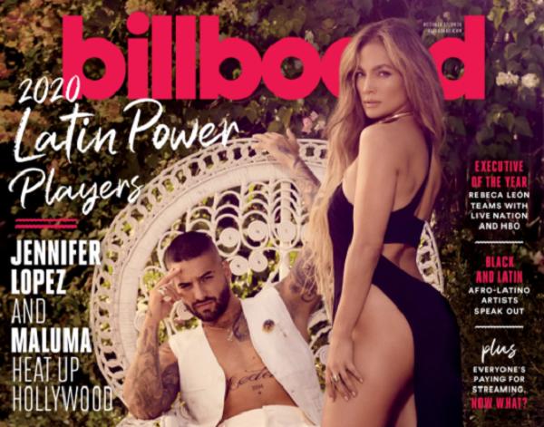 Like a boss! Η Jennifer Lopez φωτογραφίζεται με τον Maluma για το Billboard και δεν μπορείς να πάρεις τα μάτια σου από πάνω της