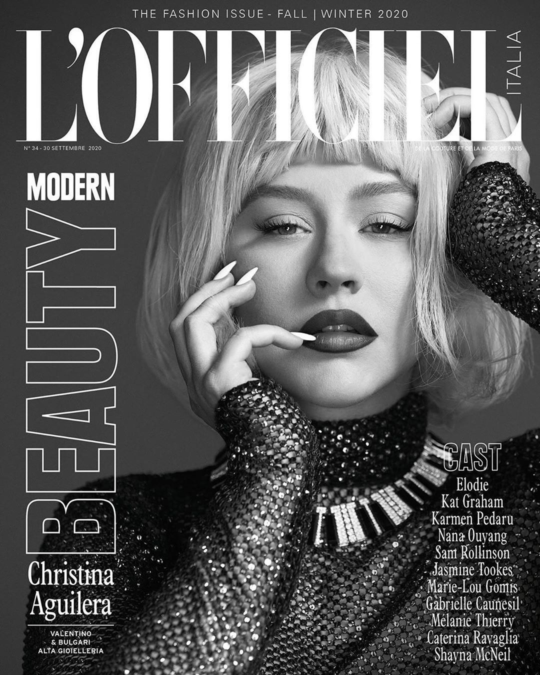 "Christina Aguilera: ""Δεν ξανακάνω δίαιτα, χωνέψτε το"" – Επιτέλους, κάποια το είπε"
